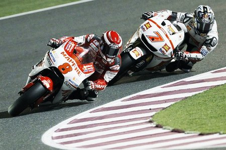 MotoGP Qatar 2011: la inexplicable carrera de Héctor Barberá