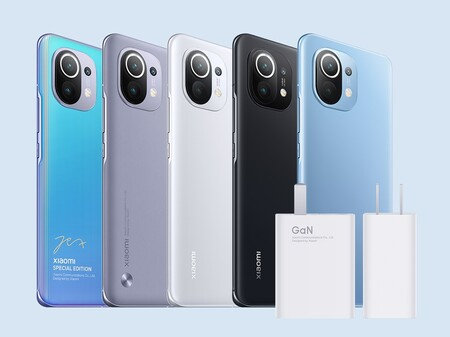 """""""Nadie"""" quiere un teléfono sin cargador: el Xiaomi Mi 11 sin cargador representa menos del 6% de todas las unidades vendidas"""