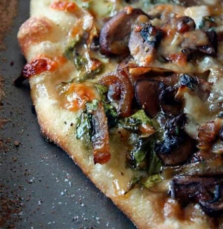 Receta Pizza Campesina