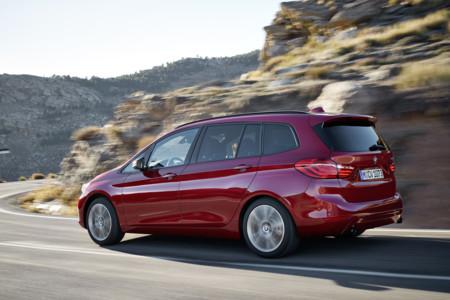 BMW Serie 2 Gran Tourer, a la venta desde 29.950 euros