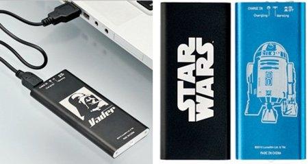 Calentador de manos USB de Star Wars