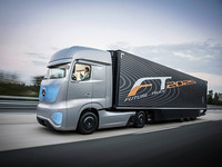 Mercedes-Benz nos muestra cómo serán sus camiones semi-autónomos del futuro