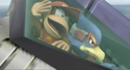 Falco en Super Smash Bros Brawl