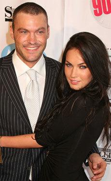 Brian Austin Green niega la ruptura con Megan Fox