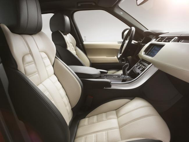 Range Rover Sport 2013 interior