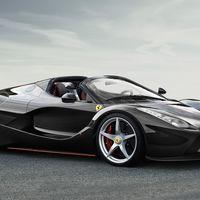 Ferrari niega un Aperta a prominente coleccionista californiano