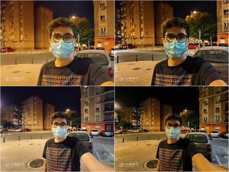 Selfie Modo Noche