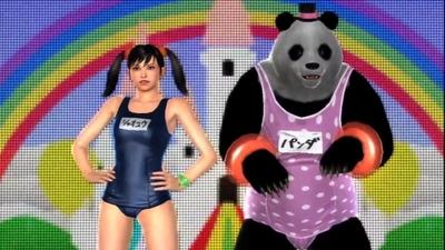 Bikinis para todos en 'Tekken Tag Tournament 2'. Las risas
