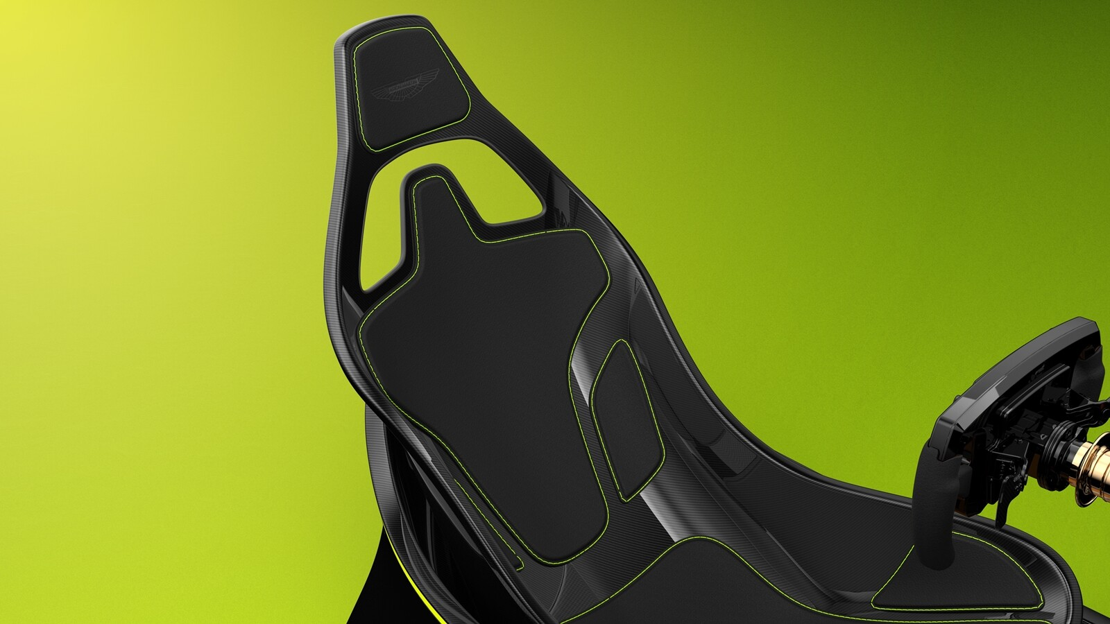 Foto de Simulador Aston Martin AMR-C01 (18/19)