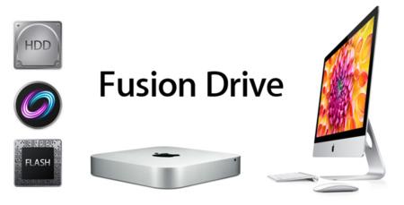 Qué es Apple Fusion Drive