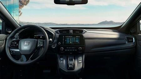 Honda Cr V Hybrid Sport Line 2021 4