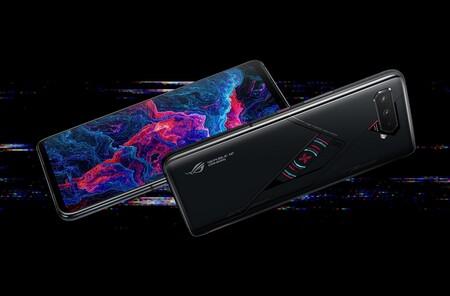 ASUS ROG Phone 5s y 5s Pro: un despiporre de prestaciones en unos móviles que tienen más memoria RAM que mi PC