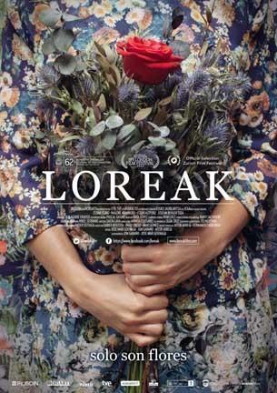 'Loreak', la importancia de las flores