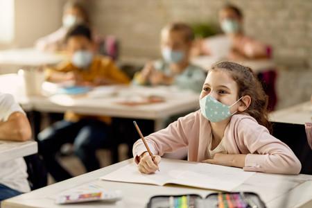 El 80 por ciento de los niños siente ilusión por regresar a clases y volver a ver a sus compañeros