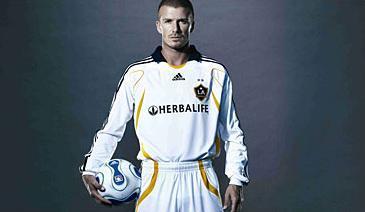 David Beckham tiene un blog