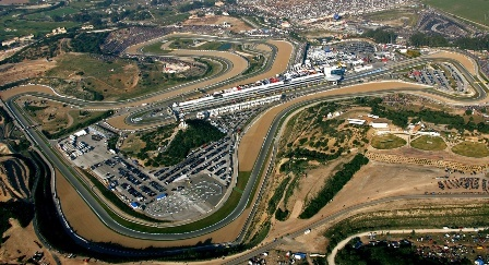 Jerez acoge desde el domingo los penúltimos test de pretemporada