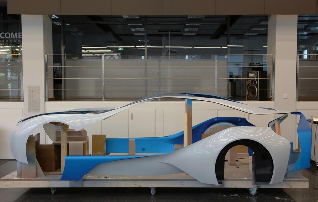 Foto de BMW Vision EfficientDynamics 2009 (33/92)
