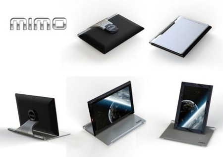 Nanovision MiMo Slim, una pequeña pantalla táctil
