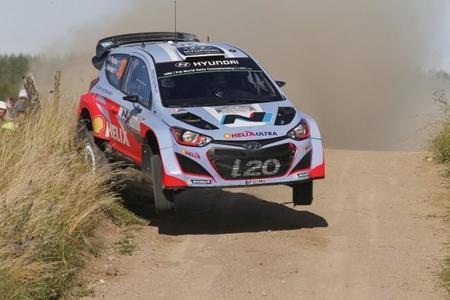 Rally de Polonia 2014