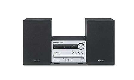 Panasonic SC-PM 250 EC-S, una microcadena con Bluetooth por sólo 75 euros en Mediamarkt