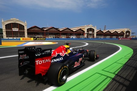 El Gran Premio de España sigue bailando entre Barcelona y Valencia