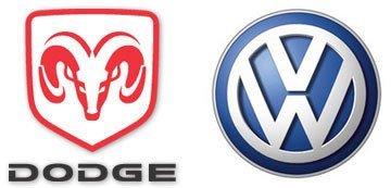 Volkswagen y Dodge unen fuerzas