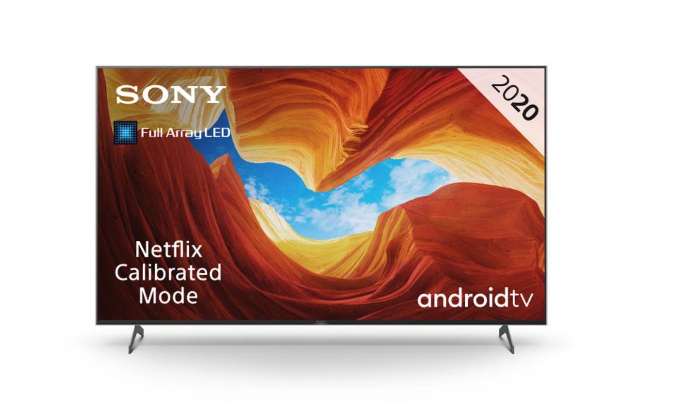 Sony KD-65XH9096, UHD 4K, 3840x2160, 4K X-Reality PRO, 4 HDMI, 2 USB, Asistentes inteligentes