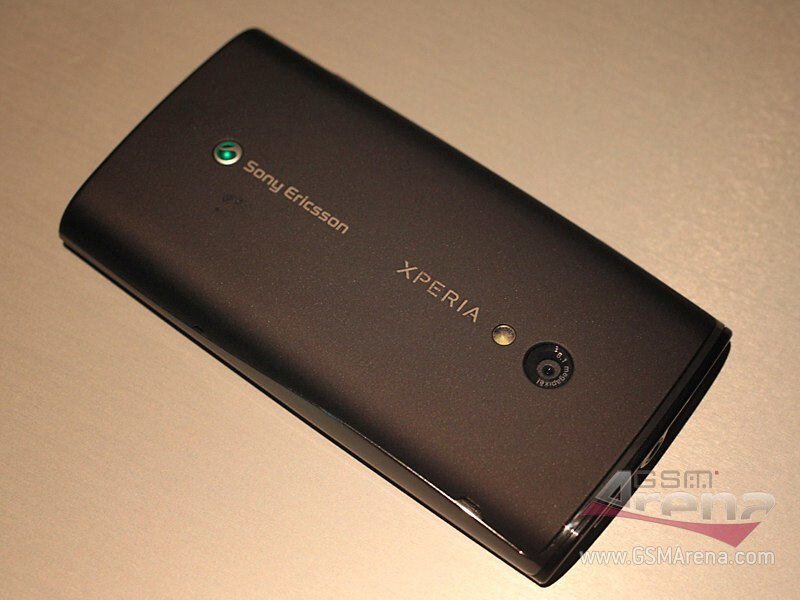 Foto de Sony Ericsson Xperia X10, diferentes medios (9/15)