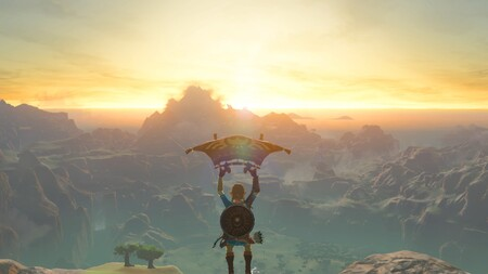 Un glitch en Breath of the Wild permite a Link volar sin la paravela y promete revolucionar la escena del speedrunning