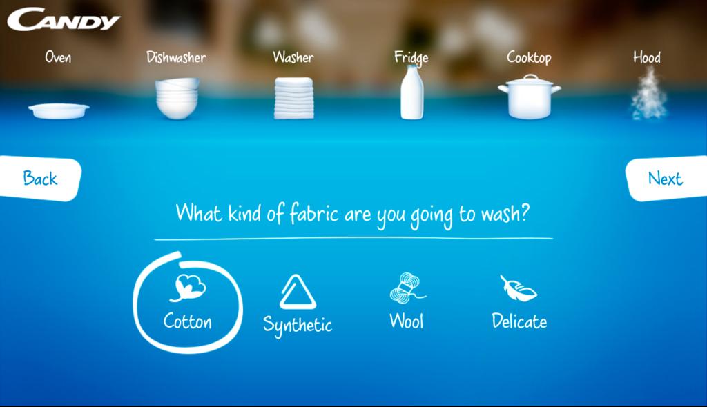 Tipos de lavado