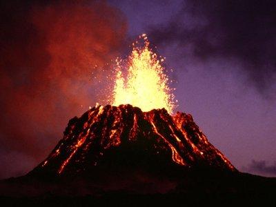 Cuánto CO2 puede llegar a emitir un volcán