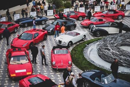 La subasta de 25 Ferraris clásicos en la Monterrey Car Week 2021 ha superado los 50 millones de euros