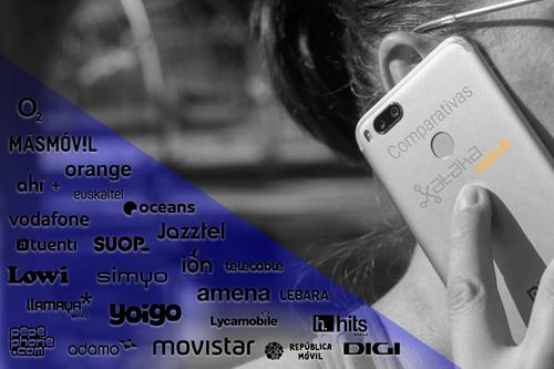 Así quedan las nuevas tarifas móviles y fibra de Yoigo y MásMóvil frente a Movistar, Vodafone, Orange y otros OMVs