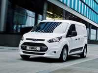 Ford Transit Connect consigue el International Van of The Year 2014