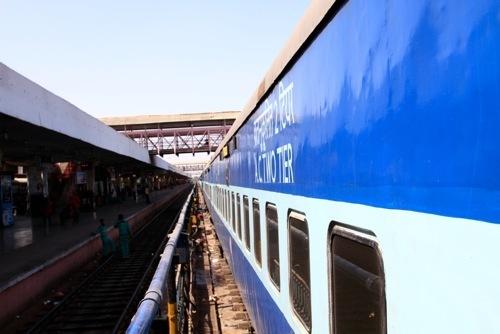 Foto de Caminos de la India: tren (10/13)