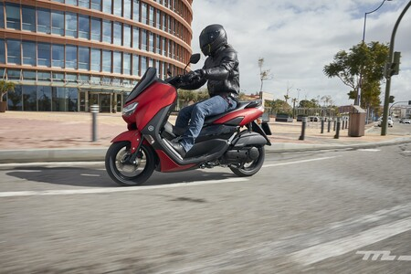 Yamaha Nmax 125 2021 Prueba 018