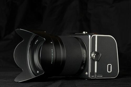Hasselblad 907X 50C, análisis: el puente digital entre el pasado y el futuro del formato medio