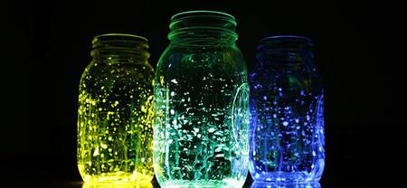 Iluminando objetos desde el interior