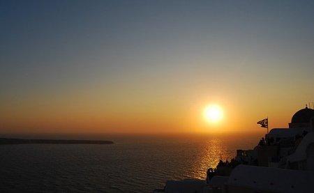 Cómo viajar de Atenas a la isla de Santorini