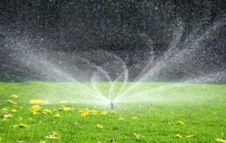 Este sistema de riego aprende de la meteorología: solo riega cuando es necesario