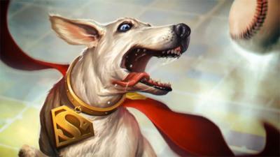 Krypto, el perro de Superman, formará parte de los héroes de Infinite Crisis