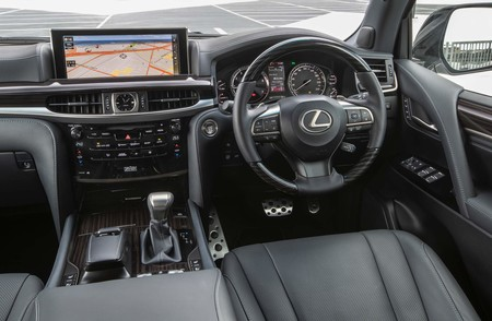 Lexus LX 570S Australia