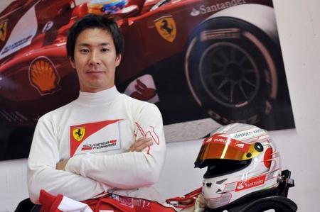 Kamui Kobayashi mantiene viva la esperanza de regresar a la Fórmula 1
