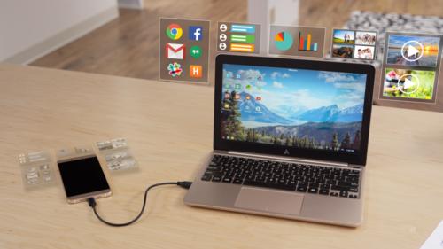 Andromeda apunta a ser la fusión de Chrome OS y Android que convertirá tu smartphone en tu próximo PC