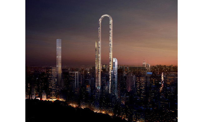 The Big Bend, el rascacielos curvo que cambiará el skyline de Nueva York