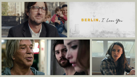Tráiler de \'Berlin, I Love You\': Mickey Rourke nos invita a la ...