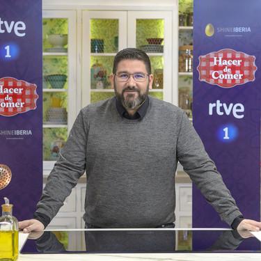 Dani García sustituye a los hermanos Torres en el programa diario de cocina de TVE