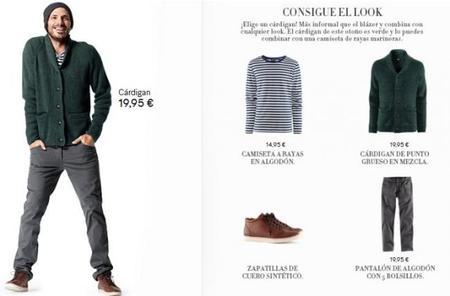 Consigue el look de Andrés Velencoso con las propuestas de H&M Otoño-Invierno 2012/2013