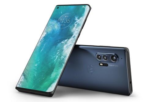 """Motorola Edge+: el regreso a la gama premium en México es con pantalla """"waterfall"""" a 90 Hz, 108 megapixeles, y un hermano menor"""