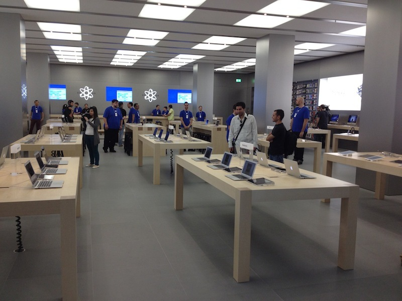 Foto de Apple Store Nueva Condomina (18/100)